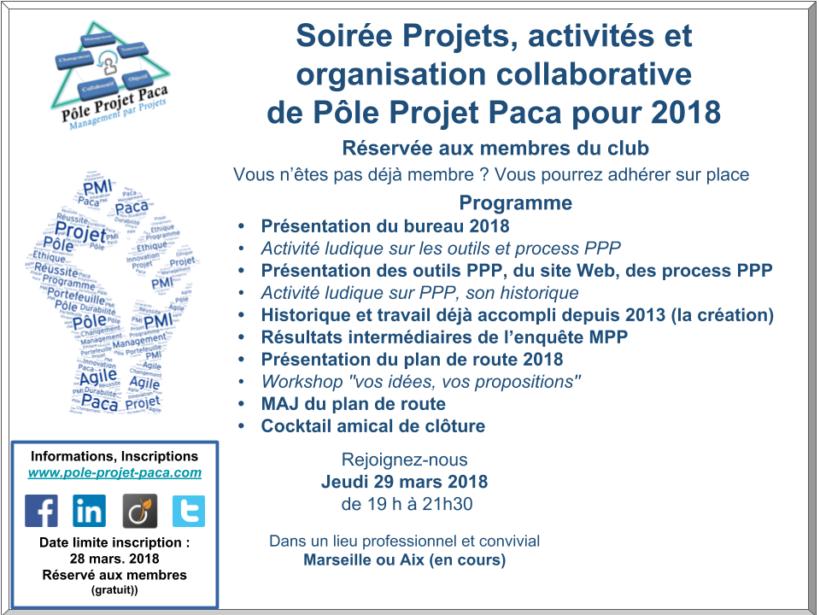 Rencontres ppp 2018